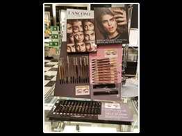 Lancome Brow Wow Display